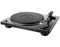 Denon DP-450USB, Plattenspieler, schwarz