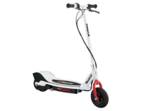 Razor Electro Scooter E200 weiss/rot