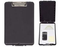 MAUL A4 Schreibplatte mit Aufbewahrungsfach