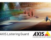 AXIS Loiterung Guard 10er Lizenz ESD