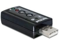 Delock USB Soundadapter, 3.5mm