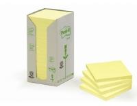 3M Post-it Green Notes Turm, gelb