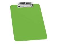 WEDO Klemmbrett A4 mit Stifthalter grün