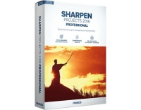 Franzis: Sharpen Projects 2018 Pro