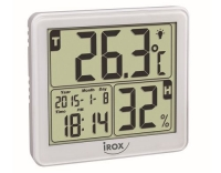 iROX Thermo- und Hygrometer DTH-16W