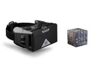 MERGE VR-Brille & Würfel