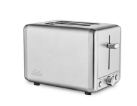 Solis Toaster Steel 8002