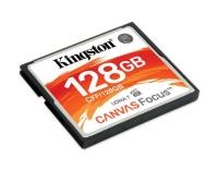 Canvas Focus CompactFlash Card 128GB