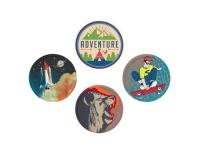 Sammies by Samsonite Badges für Ergofit