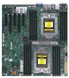 Supermicro H11DSi: SP3, Dual EPYC 7000