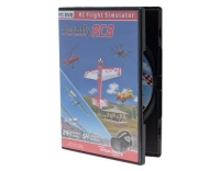 Ikarus Aerofly RC8 DVD mit USB-Commander