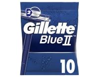 Gillette Einweg Rasierer Blue II 10er