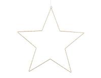 Sirius LED Stern Liva gross gold