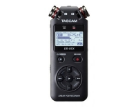Tascam DR-05X, Mobile MP3/WAV-Recorder