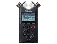 Tascam DR-40X, Mobile MP3/WAV-Recorder