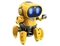 KSR18 Tobbie the Robot, Bausatz
