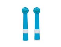 Happy Brush Aufsteckbürste R1 blau 2er