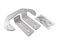 Stahl-Wandhalterung