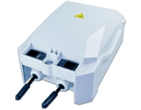 IP55 Patch-/Spleissbox mittel,inkl 6Kasette