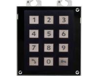 2N IP Verso Tastaturmodul schwarz