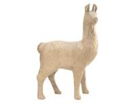 décopatch Pappfigur L Lama