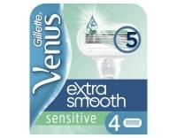 Gillette Venus Klingen Extra Smooth Sens. 4