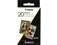 Canon ZINK Fotopapier 20 Blatt