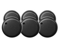 Firemole portabler Hitzemelder schwarz