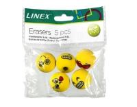 LINEX Aufsteckradierer für Bleistifte