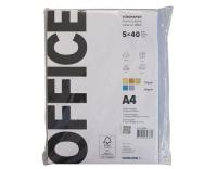 Office farbiges Kopierpapier 5 Farben