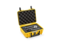 B&W Mikrofon-Koffer Typ 1000Y3MC