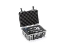 B&W Mikrofon-Koffer Typ 1000G3MC