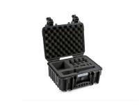 B&W Mikrofon-Koffer Typ 3000BSHAVX