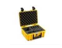 B&W Mikrofon-Koffer Typ 3000YSHAVX