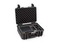 B&W Mikrofon-Koffer Typ 5000BSLX