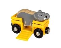 Brio Elefant und Wagen