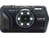 Ricoh WG-6 schwarz, CMOS 20 MP
