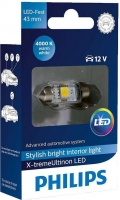 LED Festoon X-tremeUltinon 4000K