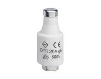 Sicherung DII E27 20A 500V gG mit Melder