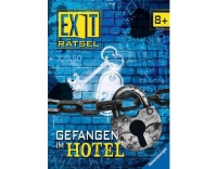 EXIT-Rätsel: Gefangen im Hotel Buch