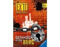 EXIT-Rätsel: Gefangen in d. Burg Buch