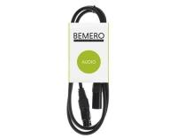 Bemero XLRf - XLRm Kabel 0.75m