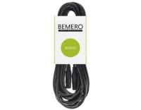 Bemero XLRf - XLRm Kabel 20m