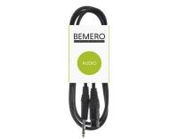 Bemero XLRf - 6.3 Klinken Kabel 0.75m