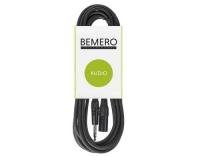 Bemero XLRm - 6.3 Klinken Kabel 3m