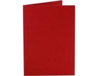 Creativ Company Karten 220 g/m2 rot