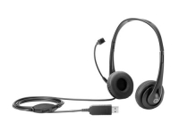 HP Stereo Headset USB