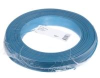 T-Draht 1.5mm2, blau, 100m