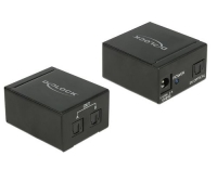 Audiosplitter TOSLINK-IN zu 2x TOSLINK-OUT