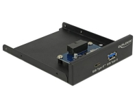 Delock USB 3.1/2.0 Hub Front Panel
